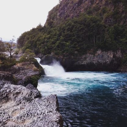 Petrohué River.