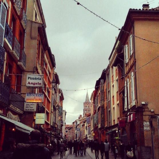Rue du Taur.