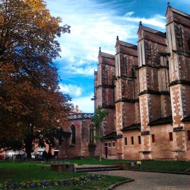 Cathédrale St-Etienne.