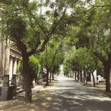 Cementerio General.