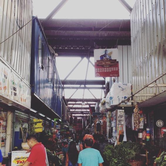 La Vega Central Market.