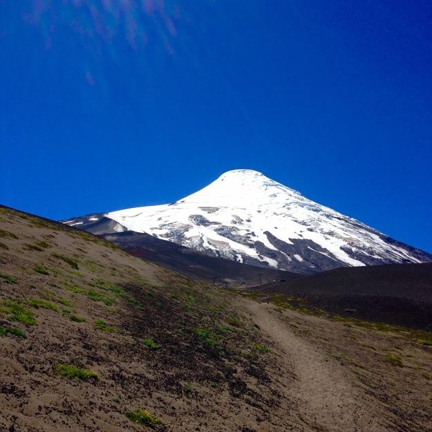 Volcano Osorno.
