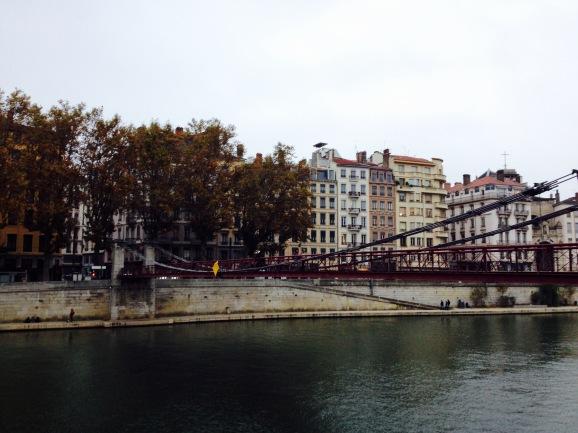 Quais du Saône.
