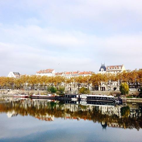 Quais du Rhône.