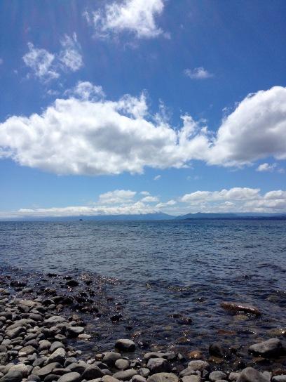 Lake Llanquihue.