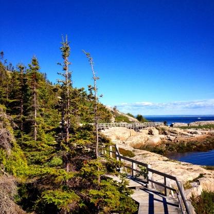 Pointe de l'Islet.