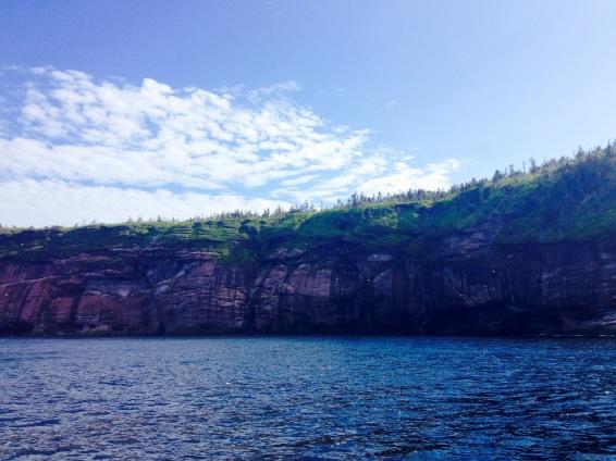 L'Île-Bonaventure.