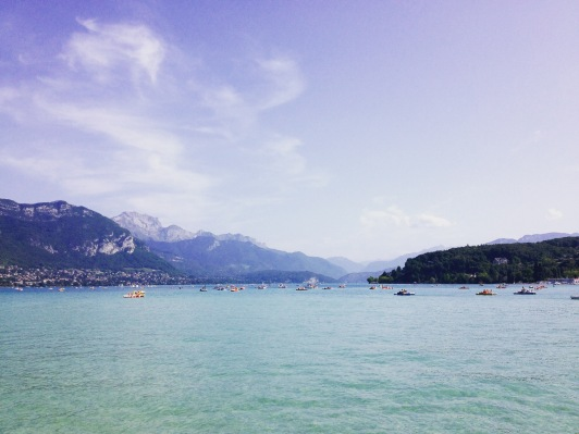 Annecy.