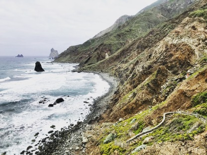 Playa de Benijo.